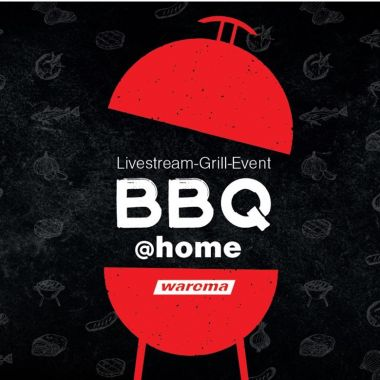 BBQ@home - the livestream grill event from Warema